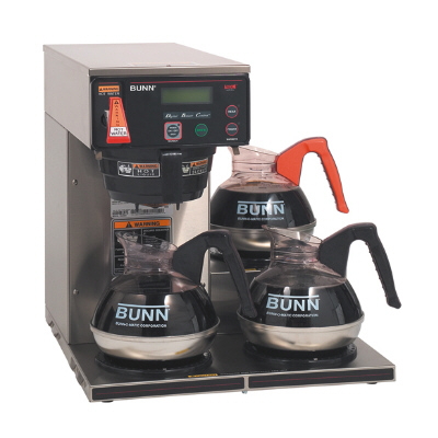 12 Cup Digital Dual-Voltage Coffee Brewer with LCD-3 LOWER
