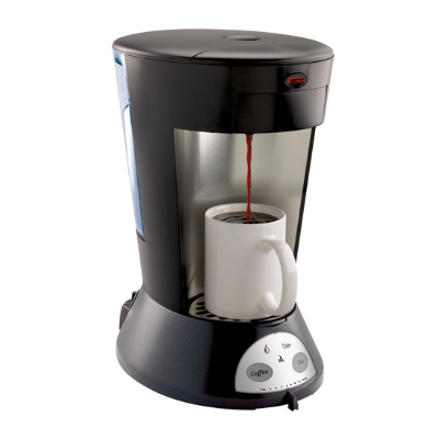Automatic Single Serve Coffee or Tea Brewer