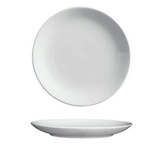 Durable China-Coupe Plate 10 1/4""