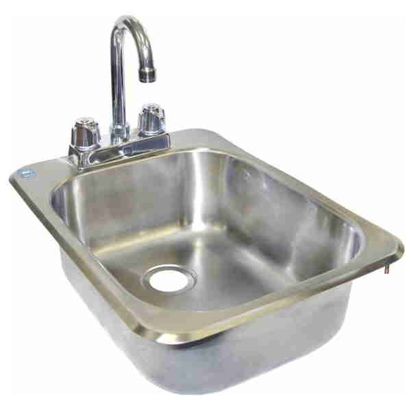 Drop-in Hand Sink