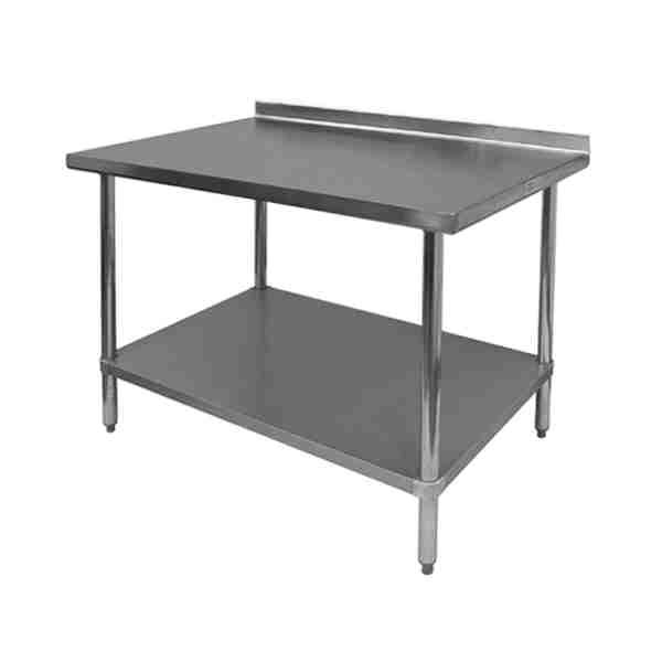 Stainless Steel Top Work Tables