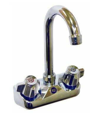 "4"" Wall Mount Sink Faucets"