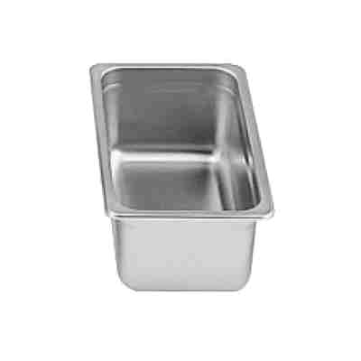 Stainless Steel Steam Pan-3rd Size