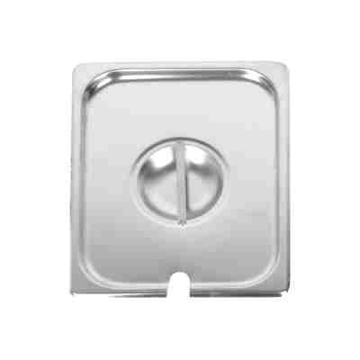 Stainless Steel Steam Pan Cover-Full Size