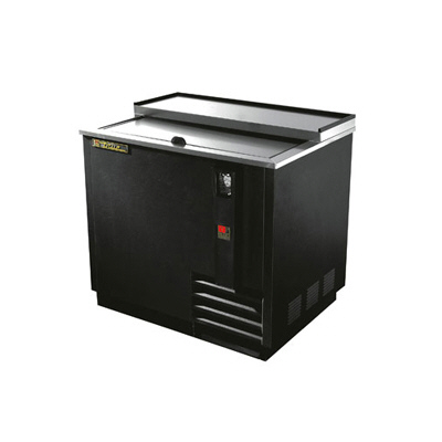 "36""(W) Horizontal Bottle Cooler-TRUE"