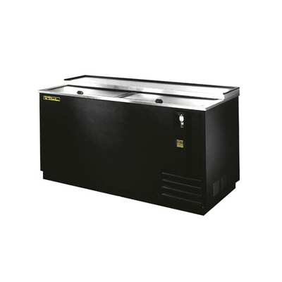 "65""(W) Horizontal Bottle Cooler-TRUE"