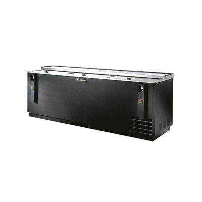 "95""(W) Horizontal Bottle Cooler-TRUE"