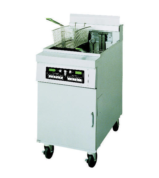 EH1721 High Production Electric Fryer 17 kW