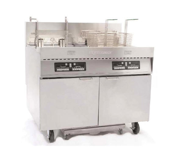 FPC128 136S Large Capacity Fryer 28 kW