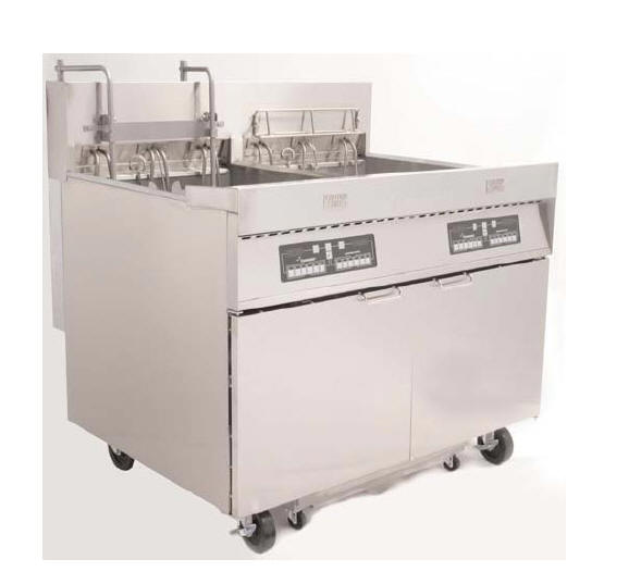 Frymaster Large capacity electric fryers