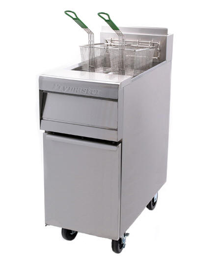 Frymaster-MJ35 Series Gas Fryers