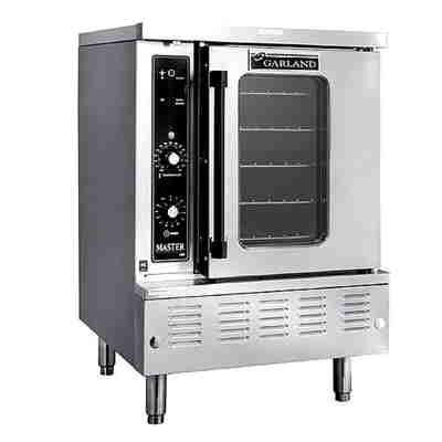 Half Size Natural Gas Master Convection Oven-Garland