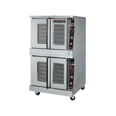 Garland Convection Oven Double Deck Standard Depth