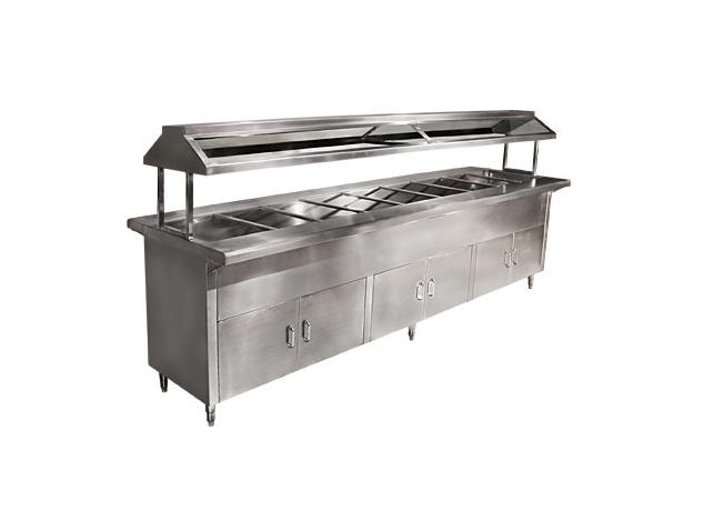Commercial Buffet Table