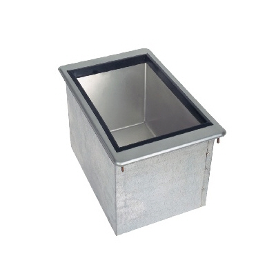 Drop-In Ice Bin-Supreme Metal