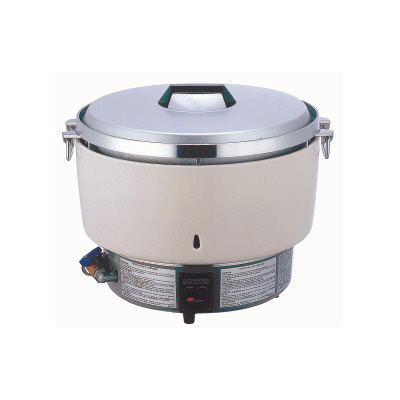 RINNAI 55 CUP RICE COOKER-PROPINE GAS