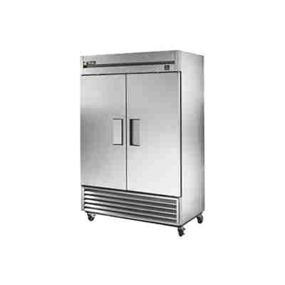 49 Cubic Foot All Stainless Steel Reach-In Freezer-TRUE
