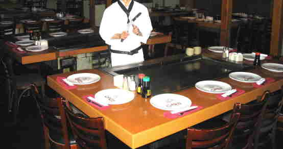 Teppan Tables Teppan Table Restaurant Equipment Supply And - Teppan table