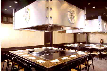 Teppan Yaki Tables Teppan Table Restaurant Equipment Supply - Teppan table