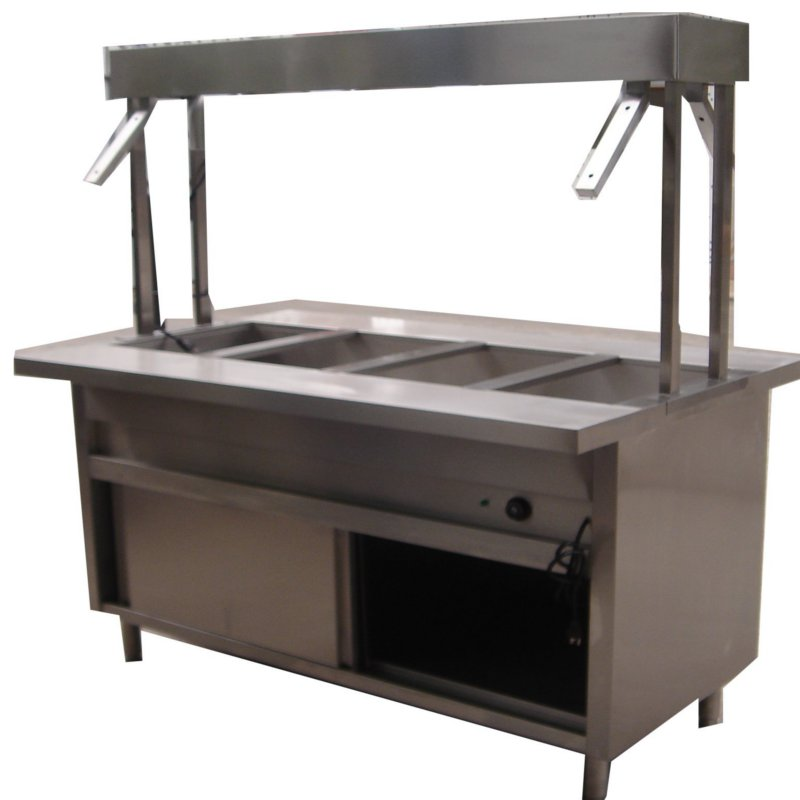 Buffet tables restaurant equipment supply and design - Buffet table images ...