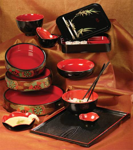 Melamine-Fuji Collection